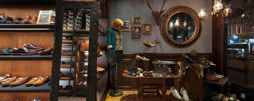 vanger shop